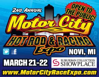 FLAT ROCK, TOLEDO AT MOTOR CITY HOD ROD/RACING EXPO MARCH 21-22