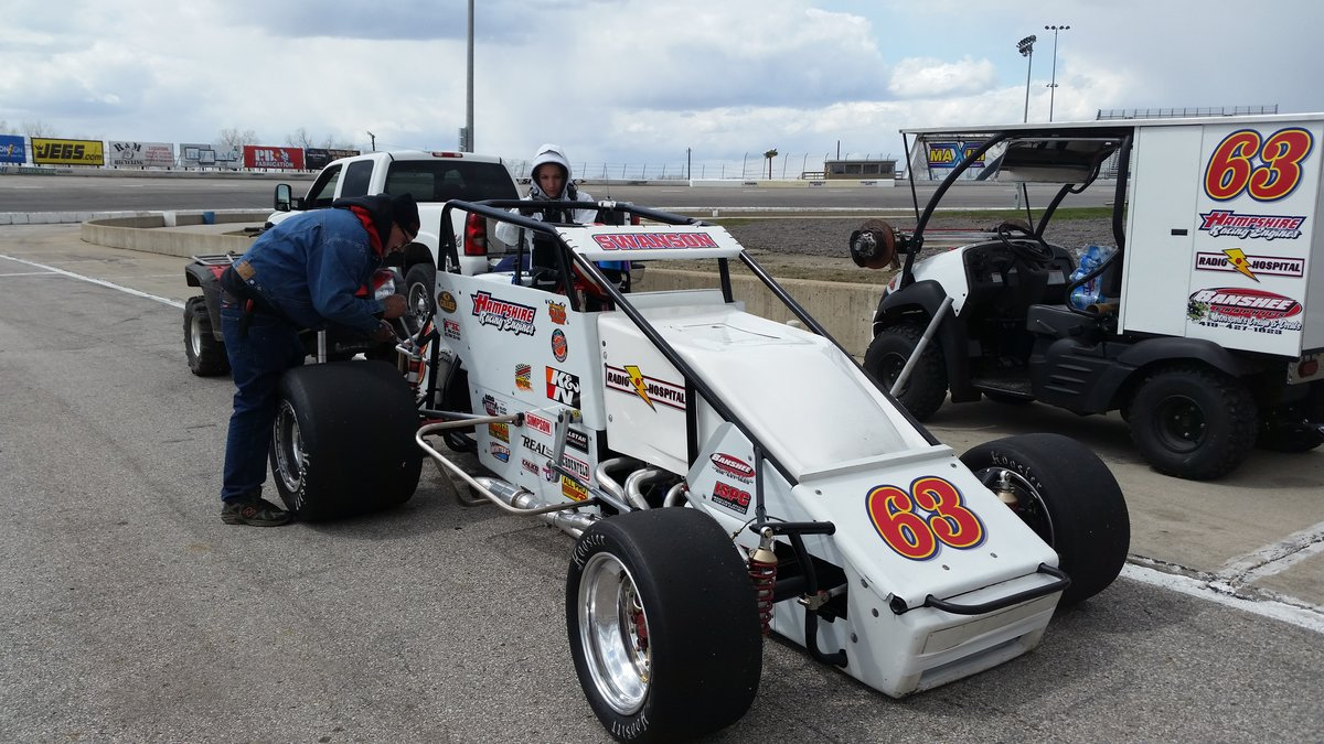 USAC SILVER CROWN SERIES RETURNS TO TOLEDO MAY 1 FOR ROLLIE BEALE CLASSIC; 1ST LEG OF HEMELGARN/SUPER FITNESS TOLEDO TRIPLE CROWN