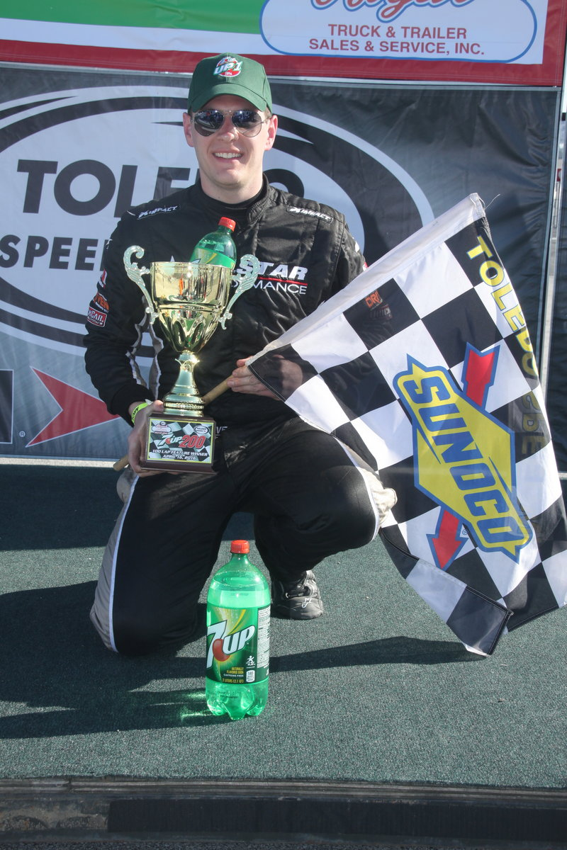 COUGHLIN, NEEDLES NOTCH TOLEDO OPENING DAY WINS