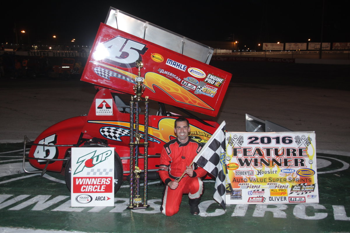 TOLEDO KICKS OFF KING OF THE WING SPRINT CAR SHOOTOUT FRIDAY
