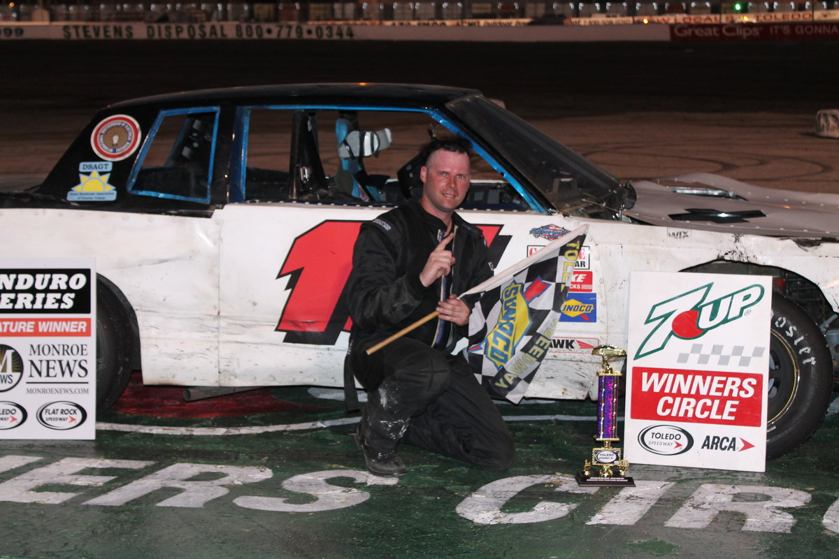 RINGGER BIG WINNER AT TOLEDO GREAT 8 NIGHT