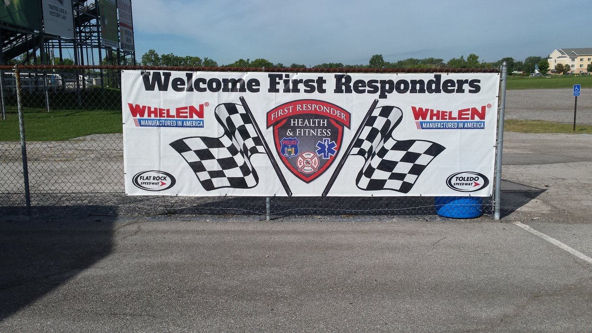 TOLEDO TO HONOR FIRST RESPONDERS AT GLASS CITY 200