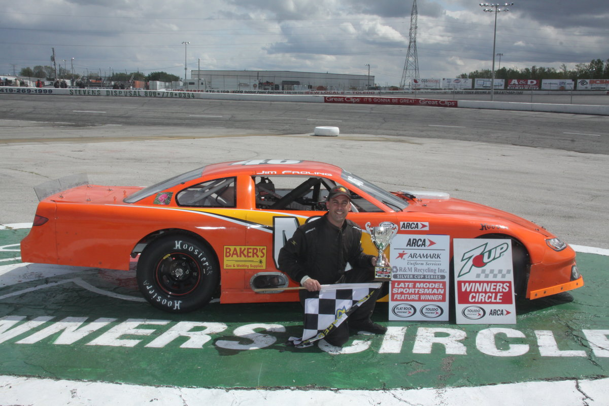 ARAMARK RENEWS LATE MODEL SPORTSMAN BACKING