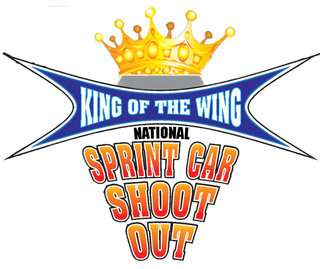 King of the Wing Sprint Car Shootout presented by Lakeshore Utility Trailer! West Coast vs. Midwest Winged Sprint Cars, plus Top Speed Modifieds. Racer's Reunion. Tribute to Perry Younce. *Reserved seating available