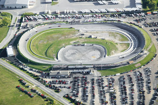 Miller Lite 100 presented by Grogan's Towne: Discount Tire ARCA Gold Cup Series & Main Event Series - 100 laps. Plus X Cars and Figure-8 championships. Raindate Fri. Aug. 22
