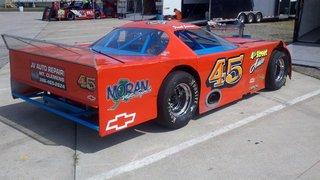 11 Toledo Speedway Ml 100