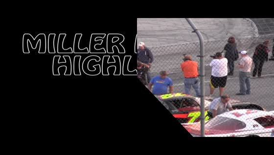 Miller Lite 100 Highlights