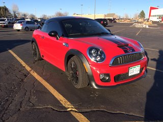 Mini JCW Coupe